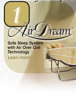 Air Dream Sofa Sleep System